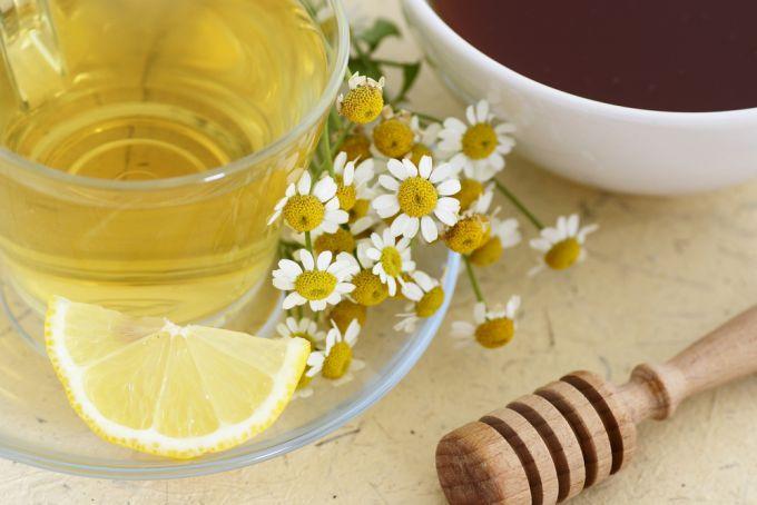 Как приготовить мед с лимоном и ромашкой для похудения