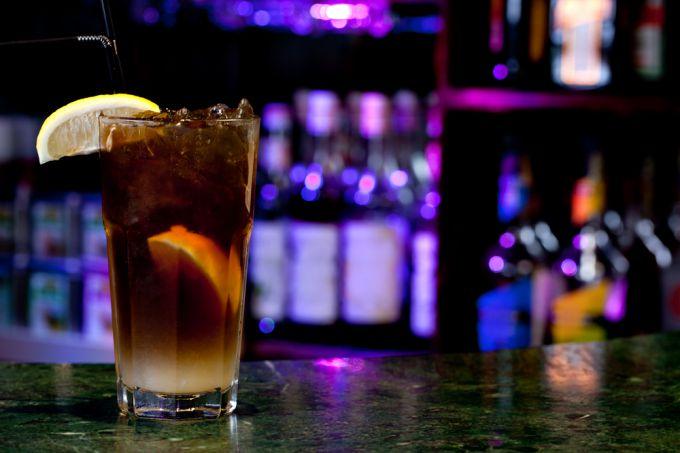Коктейль Лонг Айленд - популярный крепкий напиток