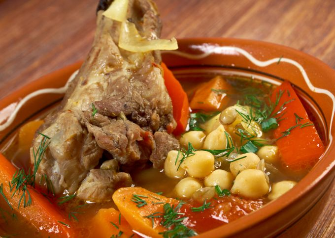 Рецепты азербайджанской кухни: буглама