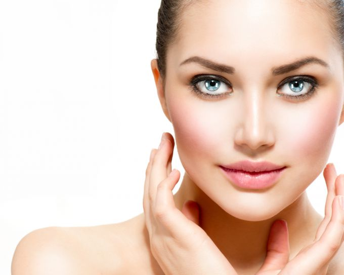 Facial care at home