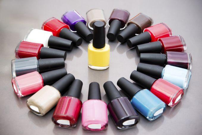 Photo matt varnishes for nail cover