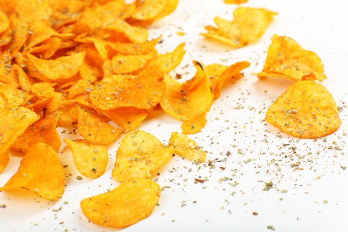 Готовим чипсы дома: только натуральные ингредиенты