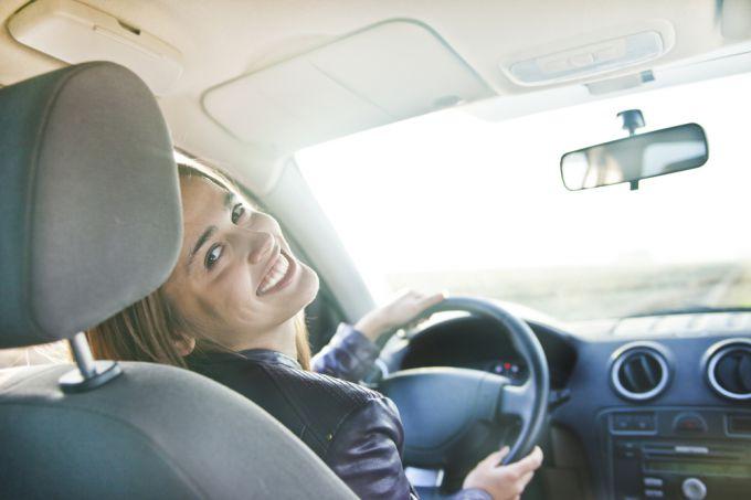 Женщина-таксист: есть ли подвох?