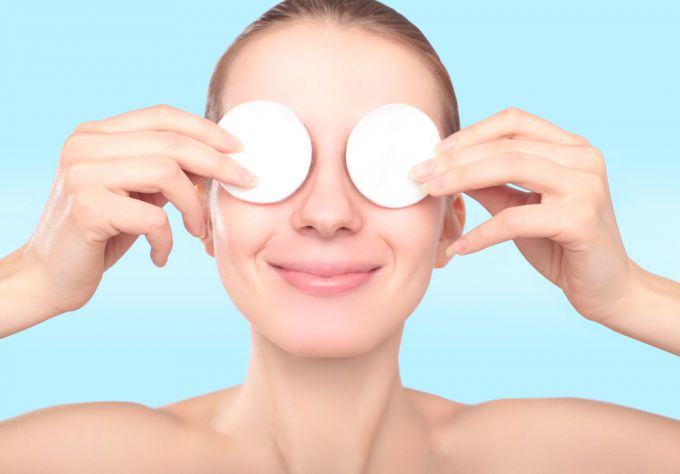 How to deal with the swelling of the eyelids? Fashion for home