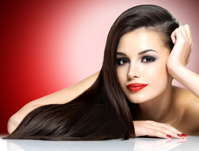 How to beautifully style long hair