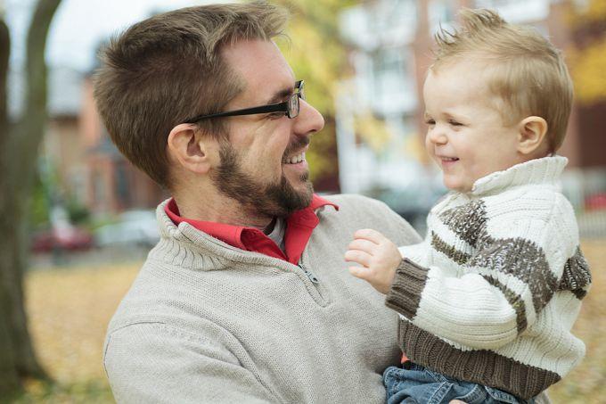 Как определить, есть ли у мужчины отцовский инстинкт — как узнать есть ли у мужчины дети