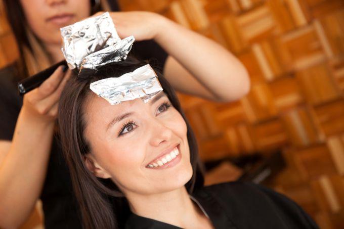 Как перестать быть брюнеткой