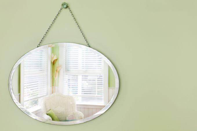 Как повесить зеркало согласно фэн-шуй