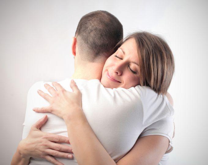 Как правильно встречать мужа