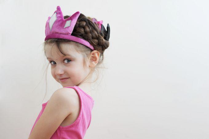 Как из девочки сделать принцессу 775