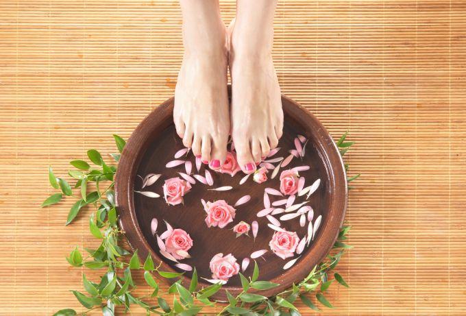 Как сделать ножки здоровыми? Польза и удовольствие от СПА-процедур