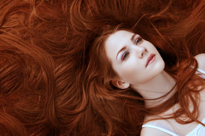How to make hair color more smooth: folk recipes and tools