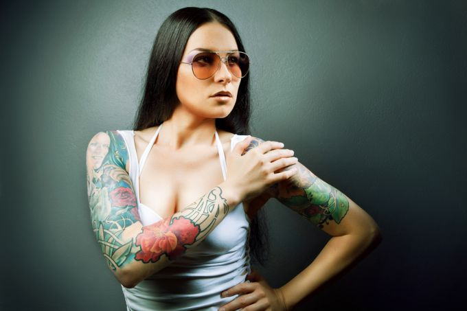 Youth tattoos: fashion, style, new trends