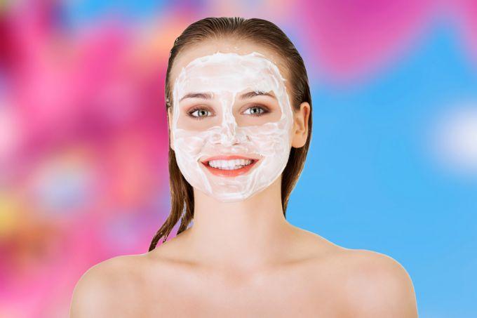 Очищающие маски от угрей в домашних условиях