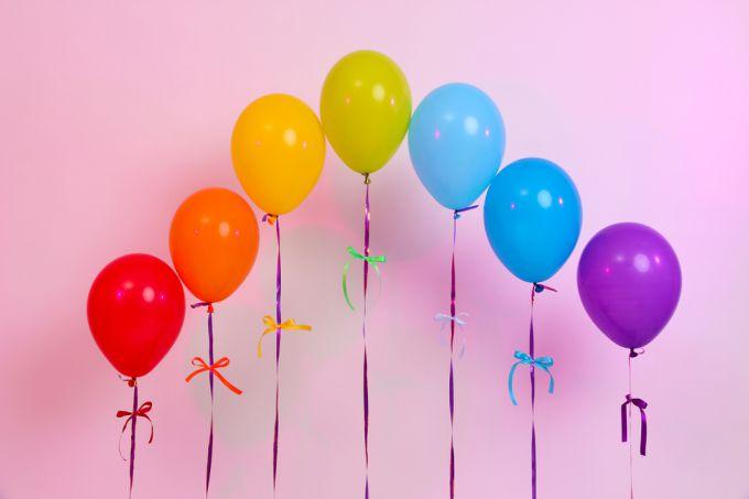 Праздничное оформление своими руками. Композиции из воздушных шаров