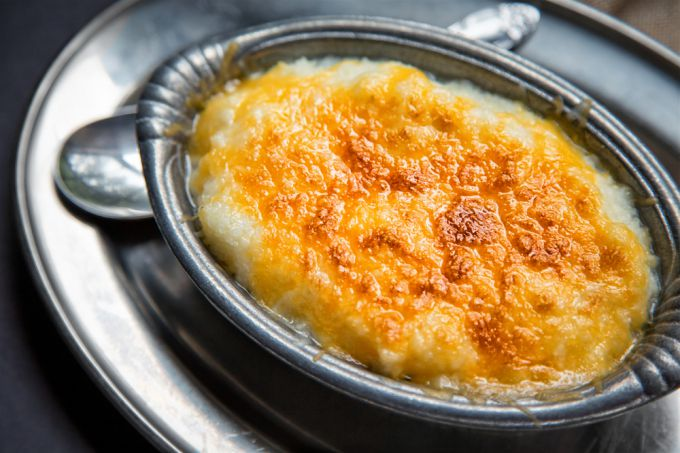 Рецепт: постная картофельная запеканка