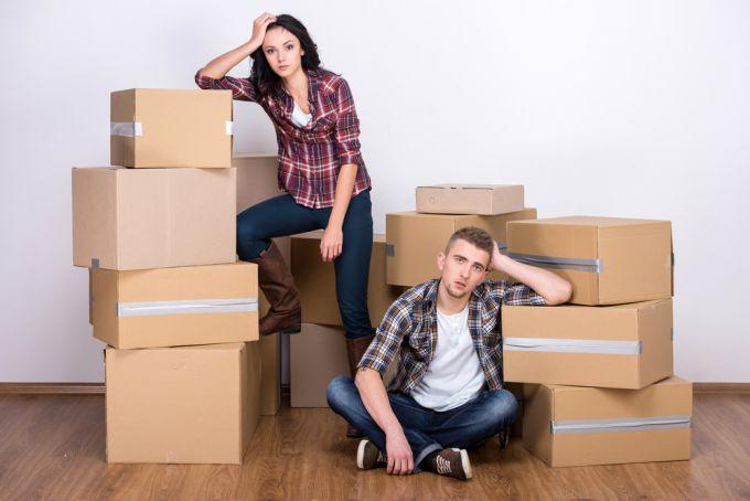 С какими сложностями можно столкнуться при переезде