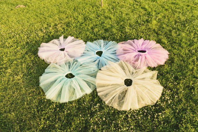 Фатиновая юбка: схема выкройки и советы по шитью