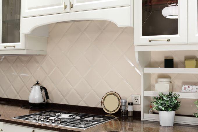 Фото фартука для кухни. Подбор оптимального материала для стен
