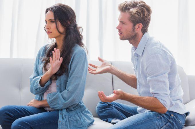 Что делать, если муж раздражает?