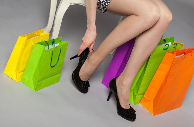 Как разносить узкую обувь?