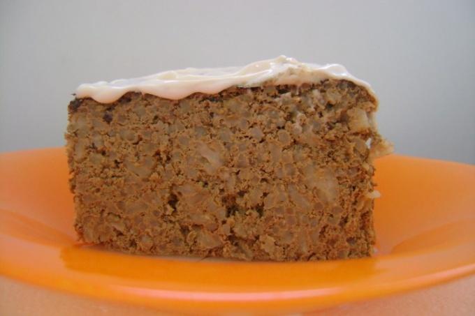 Аппетитная запеканка из печени - очень вкусное и полезное блюдо