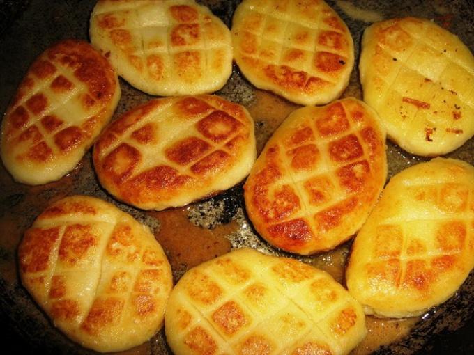 Картофельные лепешки - отличный завтрак