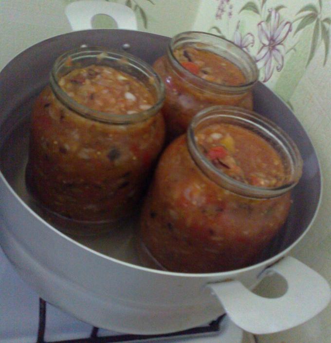 Как приготовить овощной салат по-турецки