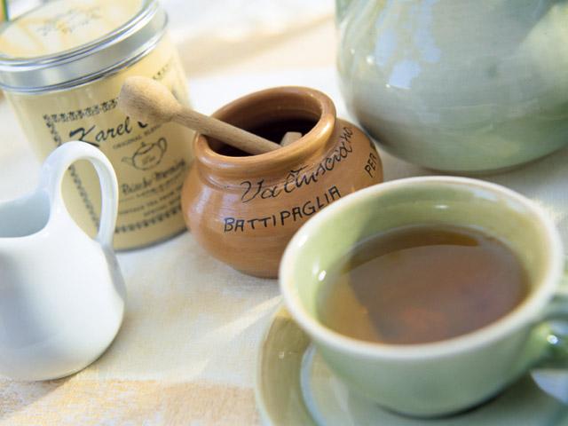 Как сделать чай для похудения