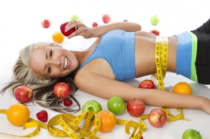 Как быстро похудеть при помощи радикальной диеты