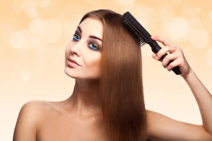 Способы объемных укладок длинных и коротких волос