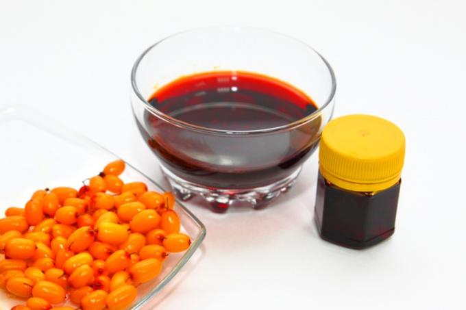 Как сделать облепиховое масло