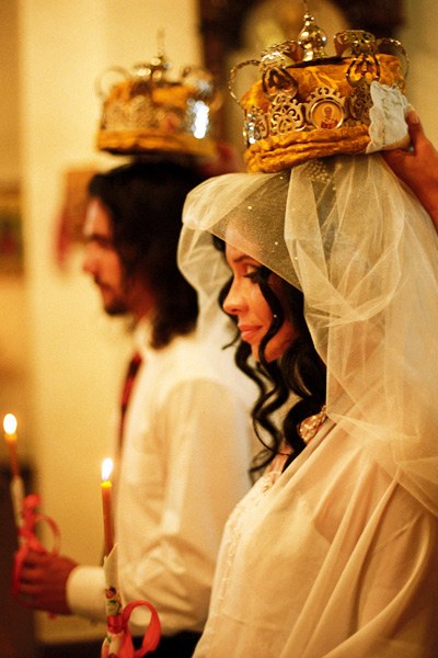 Церемония венчания как проходит