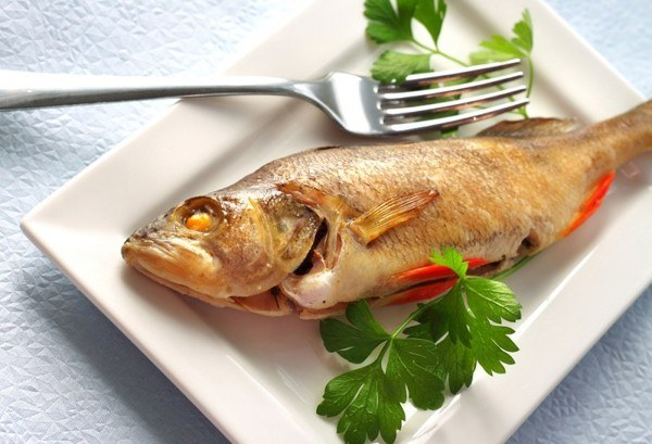 Блюда из речного окуня вкусны и полезны