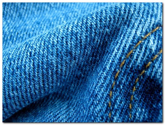 Отстрочка джинсовых изделий