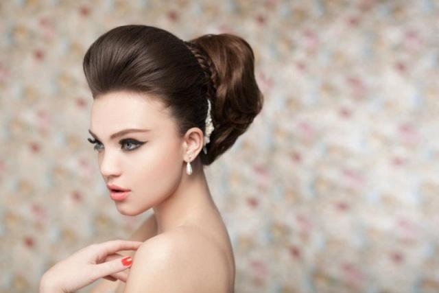 Какие прически портят волосы