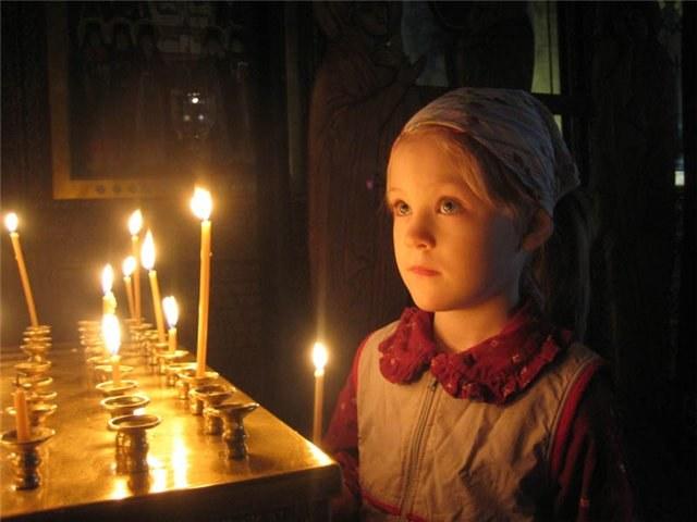 Как молиться у икон