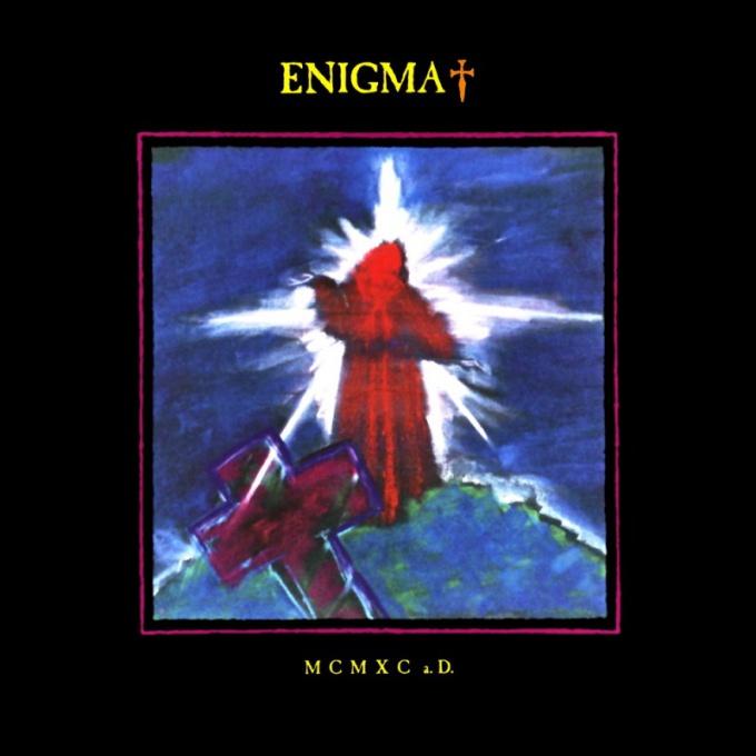 Обложка первого альбома группы Enigma.