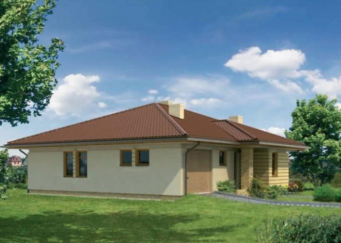 Профнастил для крыши дома и гаража