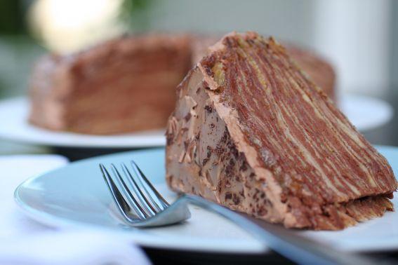 Как сделать кофейный крем для торта
