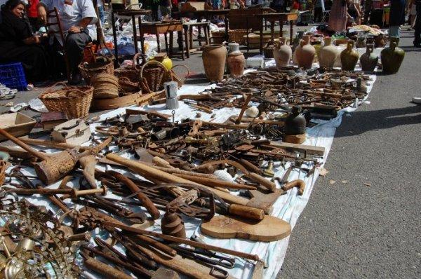 Бельгийские блошиные рынки или броканте
