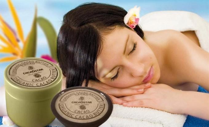 Какао масло в косметологии