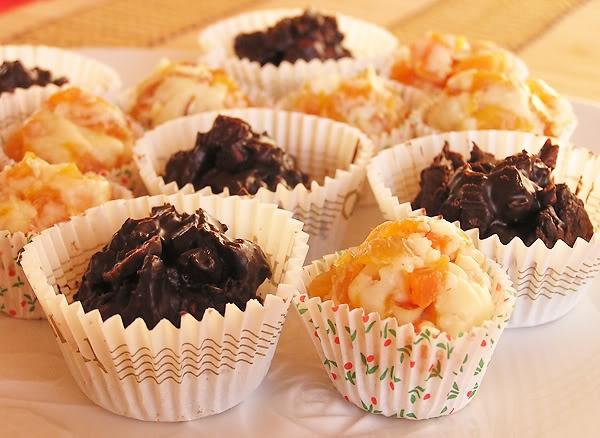 Домашние сладости: конфеты из сухофруктов