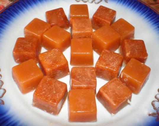 Как приготовить шоколадные ириски дома