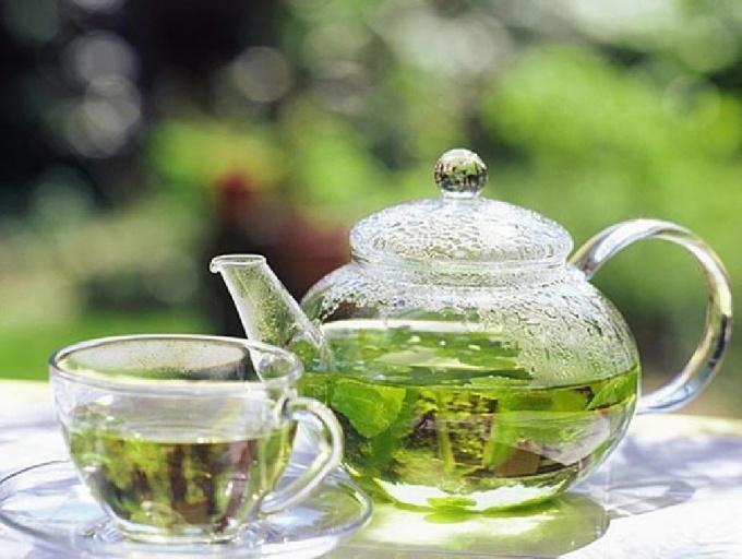 Пллюсы и минусы зеленого чая