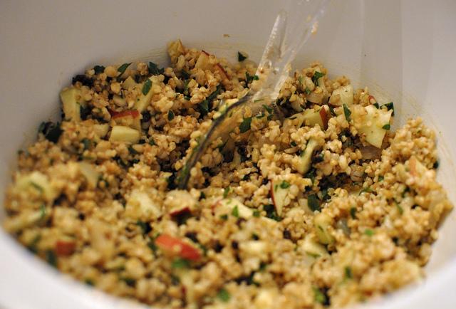 Блюда из булгура аппетитны и полезны