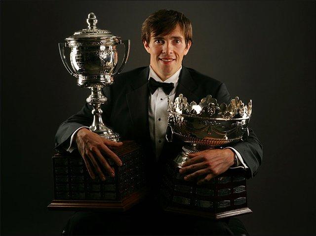 Павел Дацюк: статистика в НХЛ