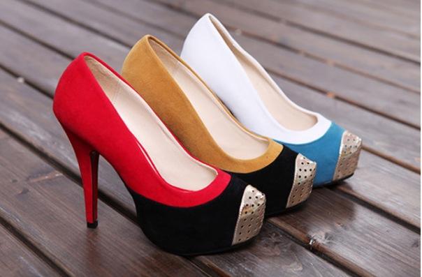 Какие туфли в моде в 2015 году