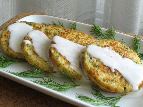 Как приготовить оладьи из капусты