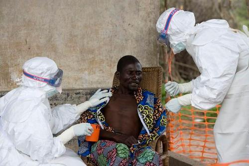 Вирус Эбола побежден!